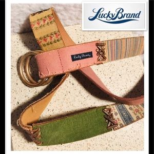 Lucky Brand Belt 🍀🌸